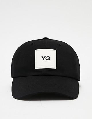 Y-3 Square Logo Cap