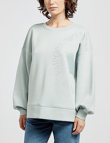 Emporio Armani Large Side Logo Sweatshirt