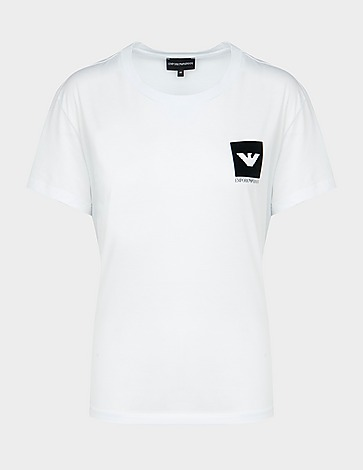 Emporio Armani Pocket Logo T-Shirt