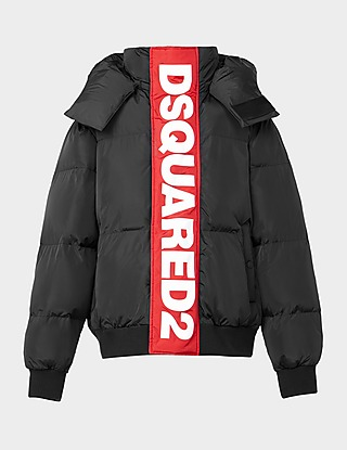Dsquared2 Tape Puffer Jacket