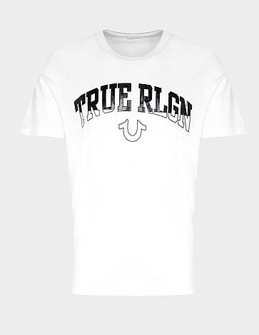 True Religion Split Arch T-Shirt