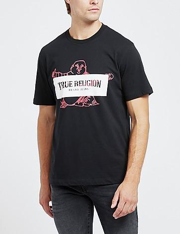 True Religion Buddha Box T-Shirt