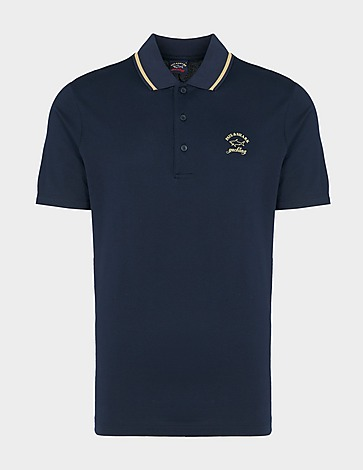 Paul and Shark Tipped Polo Shirt