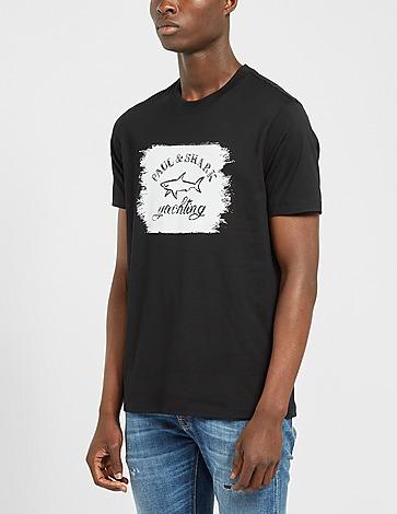 Paul and Shark Scratch T- Shirt