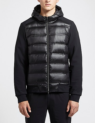 RRD Down Quilted Hoodie