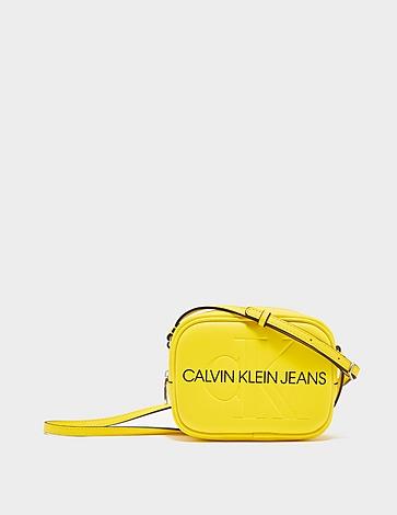 Calvin Klein Jeans Monogram Camera Bag