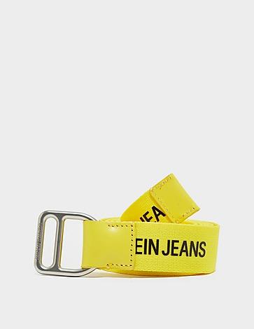 Calvin Klein Jeans Slide Web Belt
