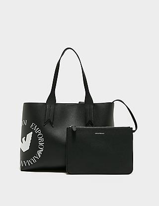 Emporio Armani Roung Logo Shopper