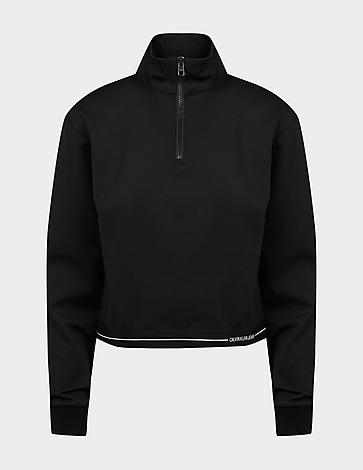 Calvin Klein Jeans Milano Half Zip Sweatshirt