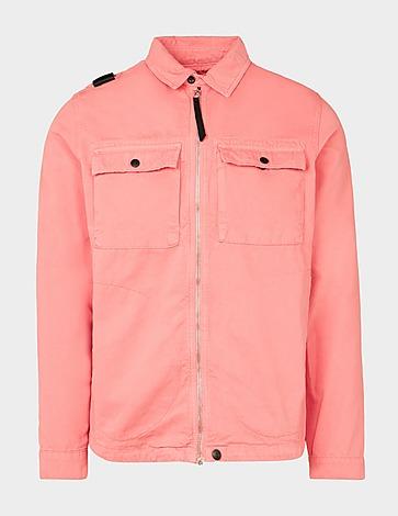Ma Strum Garment Dyed Overshirt
