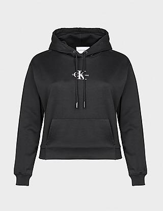 Calvin Klein Jeans Curve Monogram Hoodie