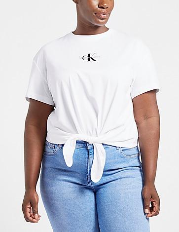 Calvin Klein Jeans Curve Knot T-Shirt