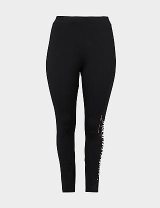 Calvin Klein Jeans Curve Vertical Logo Leggings