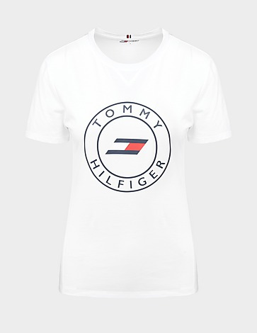Tommy Hilfiger Sport Round Graphic T-Shirt