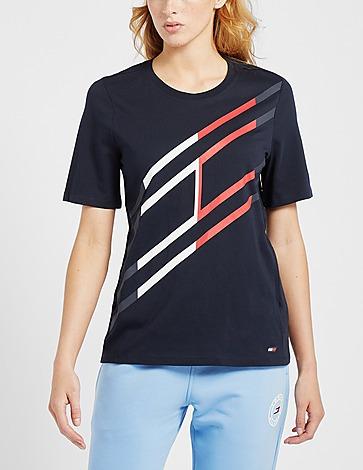 Tommy Hilfiger Sport Flag T-Shirt