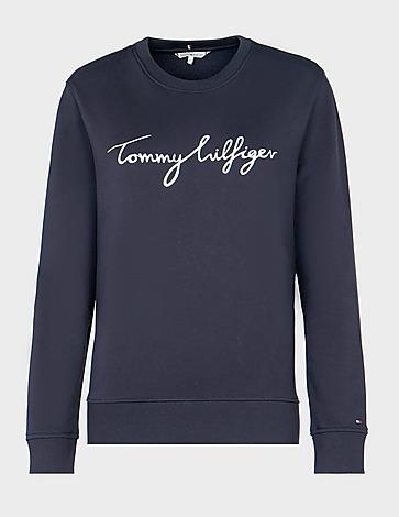 Tommy Hilfiger Graphic Signature Sweatshirt