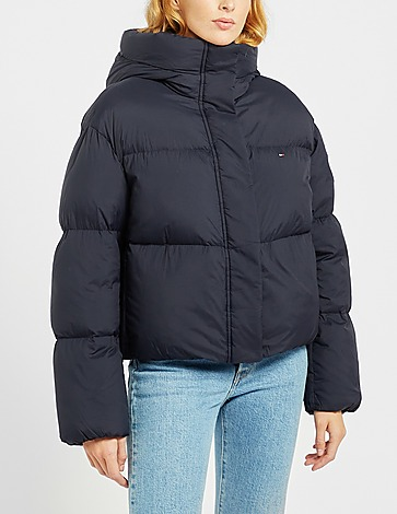 Tommy Hilfiger Nylon Down Jacket
