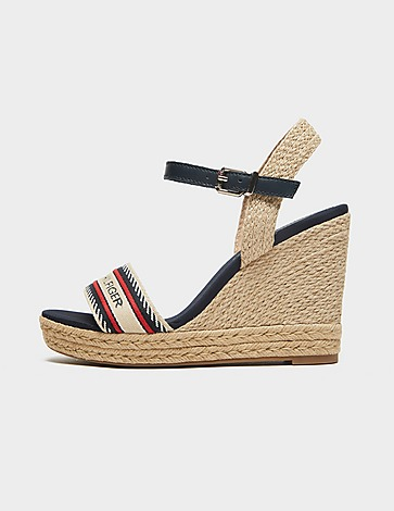 Tommy Hilfiger Artisan Wedge Sandals