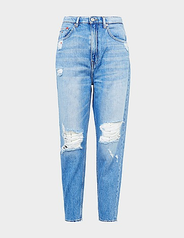 Tommy Jeans Tapered Mom Jeans