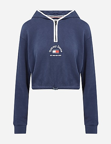 Tommy Jeans Timeless Crop Hoodie