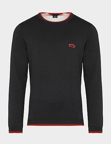 BOSS Ritom Knit Sweatshirt