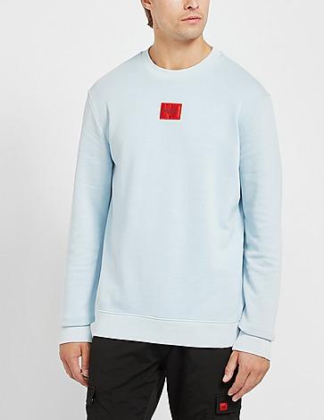 HUGO Garment Dye Sweatshirt