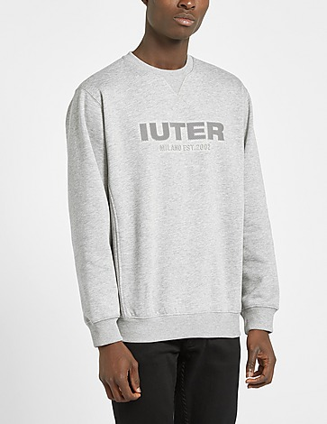 IUTER Honycomb Logo Sweatshirt