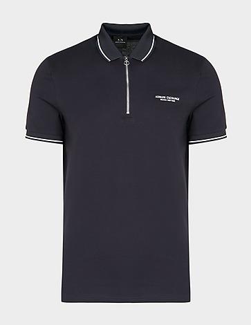Armani Exchange Merced Tipped Polo Shirt