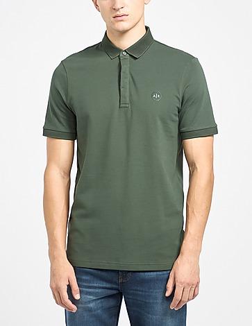 Armani Exchange Pique Collar Polo Shirt