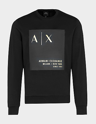 Armani Exchange Gold Label Sweatshirt