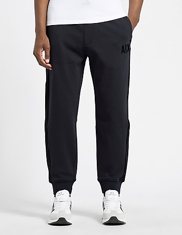 Armani Exchange Velour Tape Track Pants