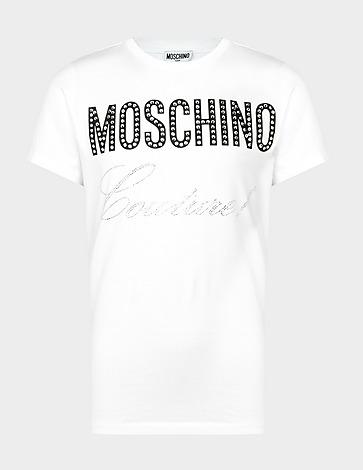 Moschino Crystal T-Shirt