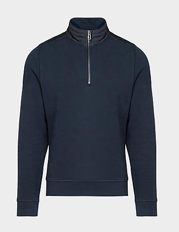 Belstaff Jaxon 1/2 Zip Sweatshirt