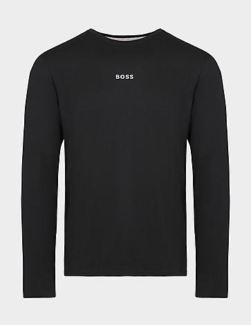 BOSS Chark Central Logo T-Shirt