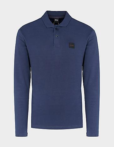 BOSS PS Logo Polo Shirt