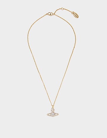 Vivienne Westwood Grace Brass Pendant Necklace