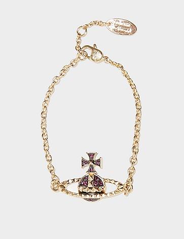 Vivienne Westwood Mayfair Brass Bracelet
