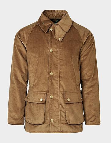 Barbour International Cord Slim Bedale Jacket