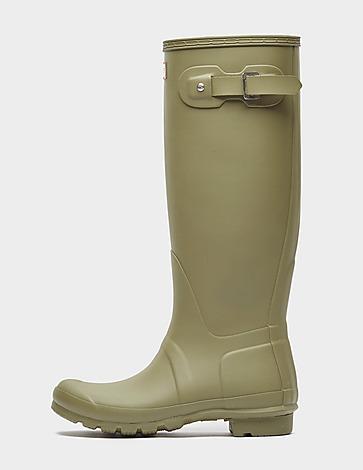 Hunter Tall Matte Welly Boots