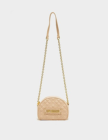 Love Moschino Quilted Dome Cross Body Bag