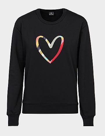 PS Paul Smith Swirl Heart Sweatshirt