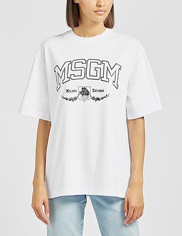 MSGM Outline T-Shirt