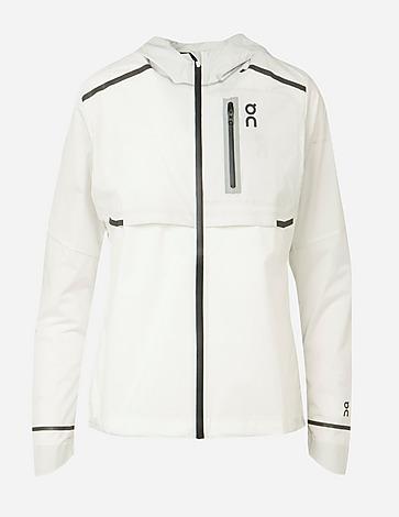 On running Weather Zip Jacket