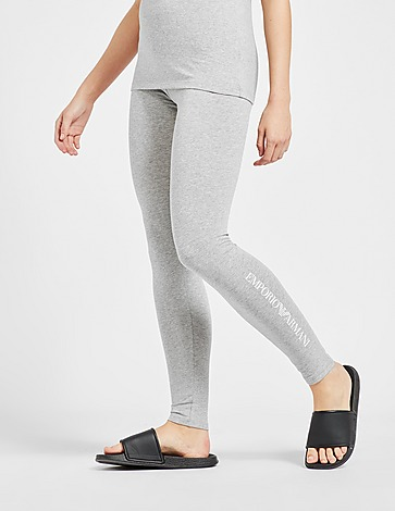 Emporio Armani Loungewear Tape Leggings