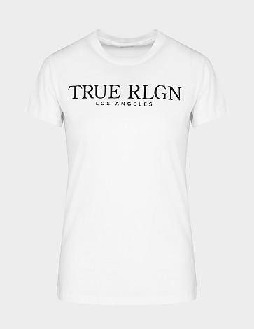 True Religion Logo T-Shirt
