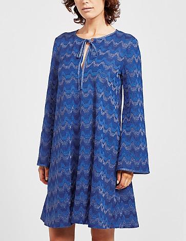 Missoni Zig Zag Print Dress