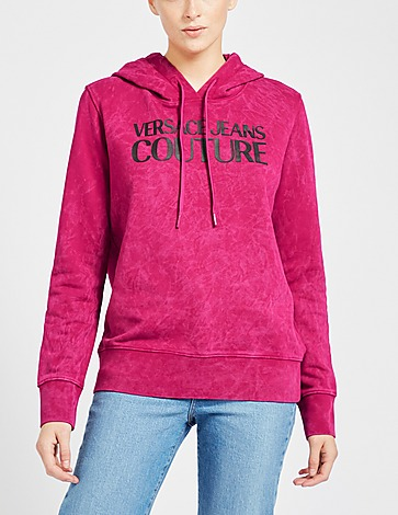 Versace Jeans Couture Acid Wash Hoodie