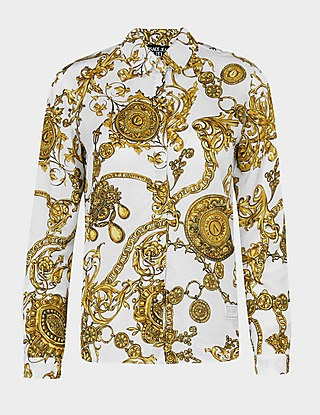 Versace Jeans Couture Baroque Print Shirt