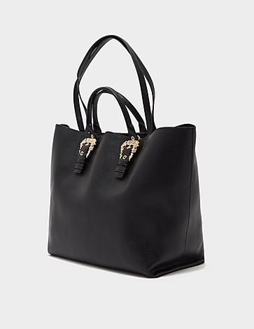Versace Jeans Couture Buckle Tote Bag