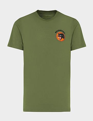 Maharishi Panther Patch T-Shirt